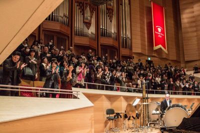 Suntory Hall (c) Peter Meisel