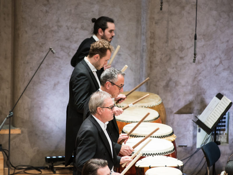 Percussion (c) Peter Meisel