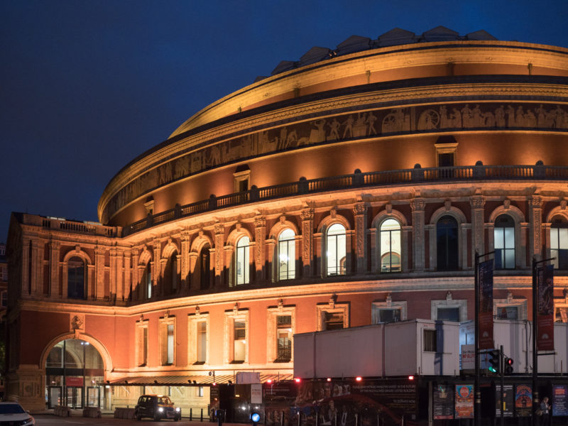 Royal Albert Hall London (c) Peter Meisel