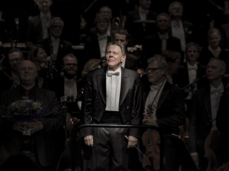 Mariss Jansons (c) Camilla Winther