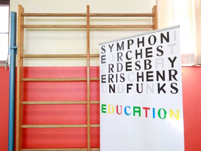 BRSO-Education (c) Astrid Ackermann