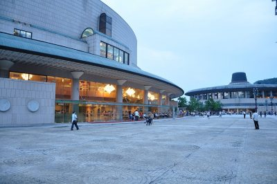 Seoul Arts Center (c) Oskar Alexanderson (wikimedia commons)