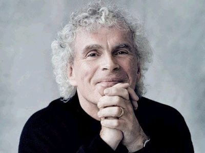 Sir Simon Rattle (c) Jim Rakete