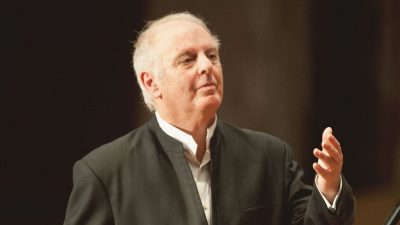 Daniel Barenboim (c) Picture Alliance dpa