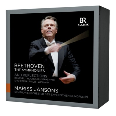 Jansons: Beethoven - The Symphonies and Reflections (c) BR-KLASSIK
