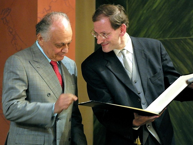 Lorin Maazel (c) picture-alliance/dpa